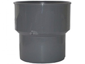 переход чугун-пластик без резинки 110-23
