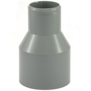 переход чугун-пластик без резинки 50-1