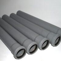 Трубы ПВХ для внутренней канализации Д 50 мм