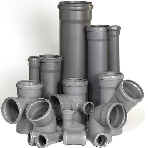 Фасонные части (фитинг) для внутр. канализации Д110